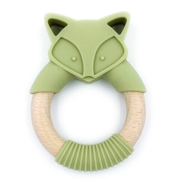Fox Teether khaki