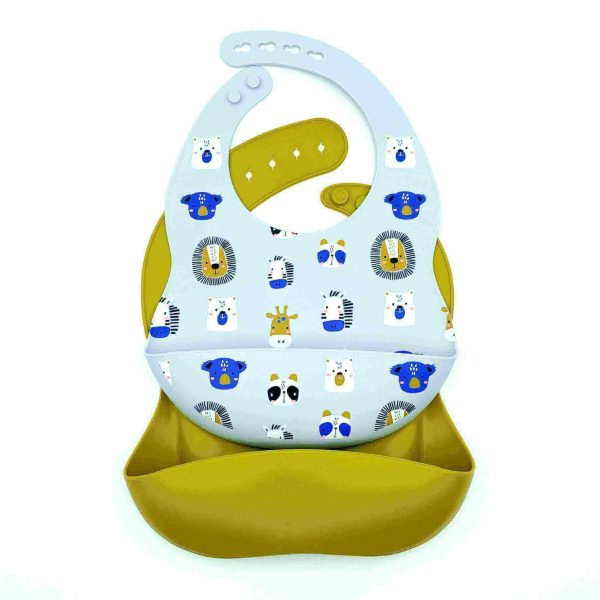 Silicone Bibs — Know Why They Are Easy to Maintain and Use!