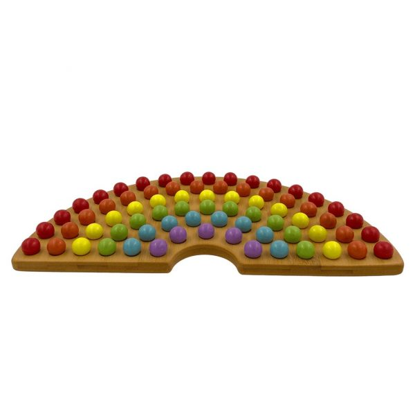 Rainbow Counting Board