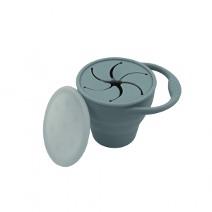Collapsible Silicone Snack Cups