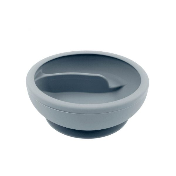 Silicone Suction Divider Bowl