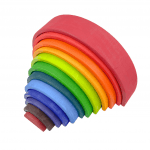Montessori Rainbow Stacker