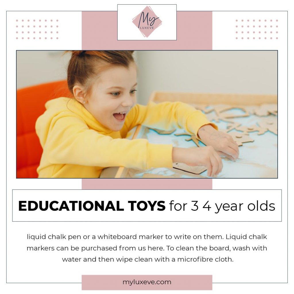 Top 7 Tips To Choose The Right Educational Toys For 3-4 Year Olds