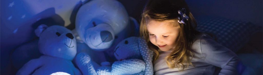 Night Light Help Your Child With Sound Sleeping